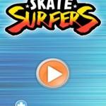 Катаемся на скейте в раннере Skate Sufers для Android