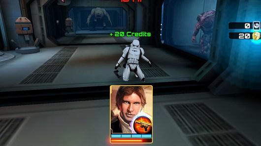 Новый бой - Star Wars: Assault Team для Android