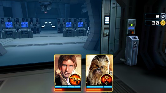 Прохождение - Star Wars: Assault Team для Android