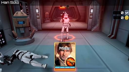 Бой - Star Wars: Assault Team для Android