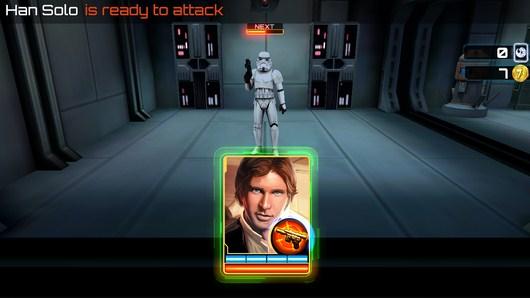 Ваш удар - Star Wars: Assault Team для Android