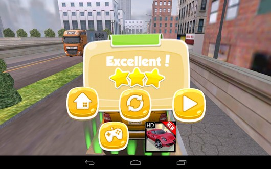 Удачная парковка - TAXI PARKING HD для Android