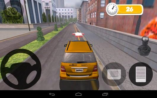 Близко к пассажиу - TAXI PARKING HD для Android