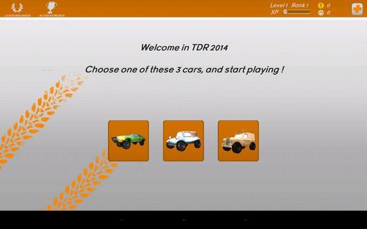 Гонки по пустыням TDR 2014 для Android