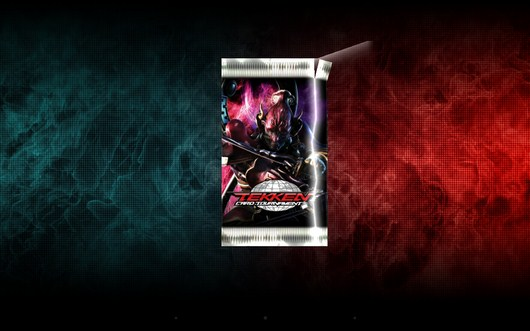 Распаковка колоды - Tekken Card Tournament для Android
