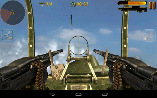 Враг разбит - Turret Commander для Android