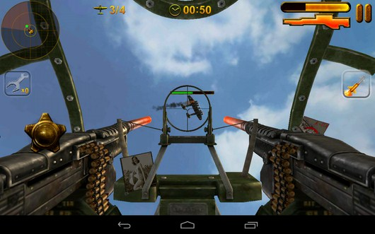 Прицел - Turret Commander для Android