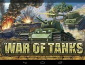 Война танков War of Tanks для Android