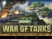 Война танков War of Tanks для Android