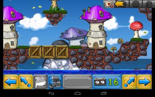 Уничтожение недруга - Warlings: Battle Worms для Android
