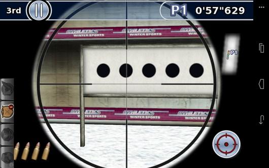 Стрельба по мишеням - Winter Sports для Android