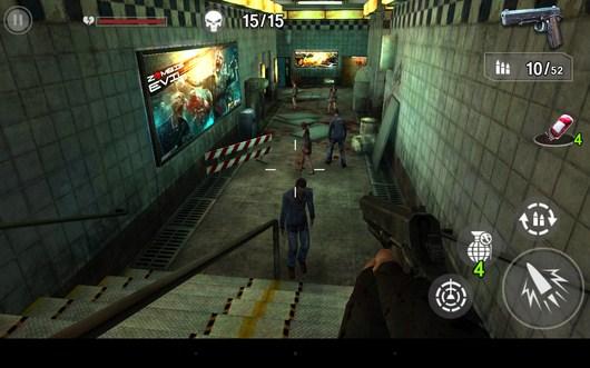 Начало уничтожения - Zombie Assault Sniper для Android