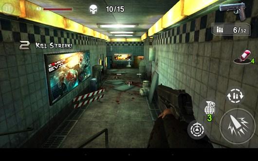 Зомби убиты - Zombie Assault Sniper для Android