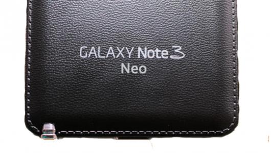 кожаный чехол для Samsung Galaxy Note 3 Neo