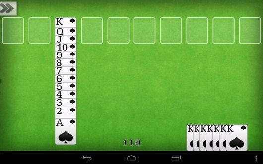 Последняя колода - Пасьянс Паук для Android