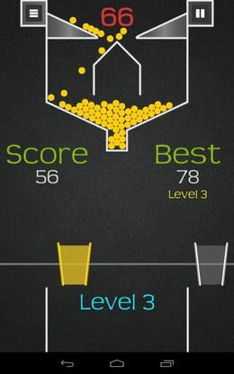 Новый уровень - 100 Balls+ для Android