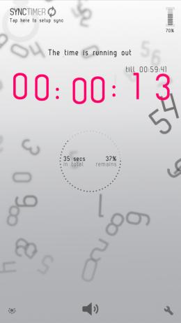 Таймер - SyncTimer для Android
