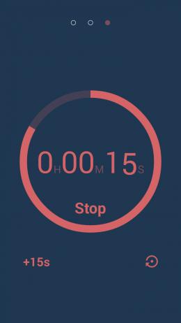 Обратный отсчетOK Timer для Android