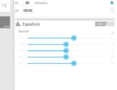 Эквалайзер - NicePlayer для Android