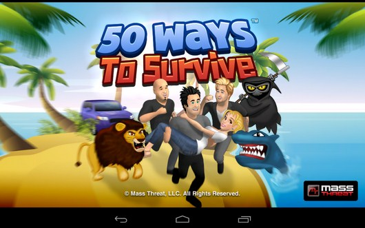 Платформер 50 Ways to Survive для Android