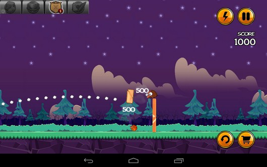 Все псы сбиты - Angry Cats для Android