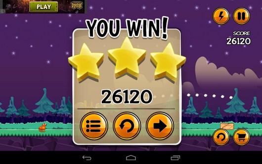 Лучший результат - Angry Cats для Android
