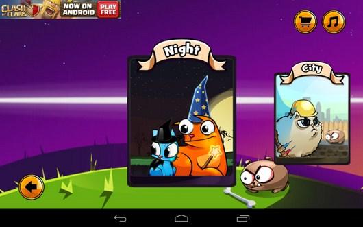 Сцены - Angry Cats для Android
