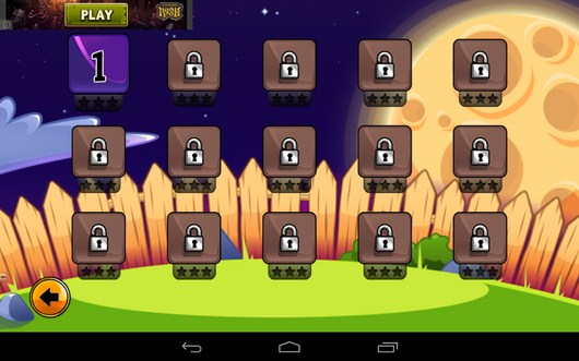 Уровни - Angry Cats для Android