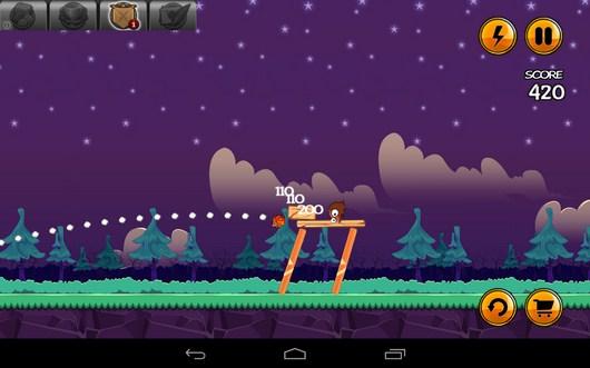 Удачный выстрел - Angry Cats для Android