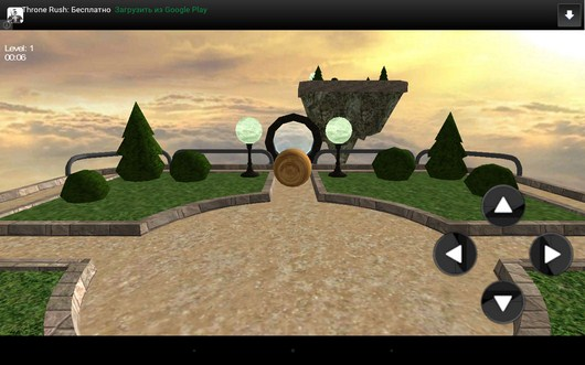 Старт - Balance 3D для Android
