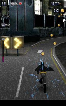 Суперэнергия - Batman & The Flash Hero Run для Android