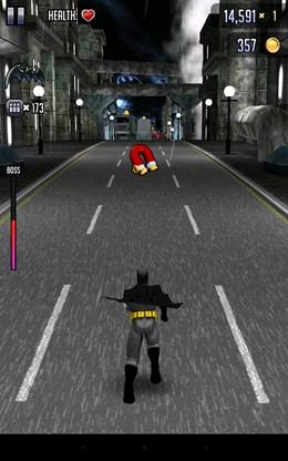 Магнит - Batman & The Flash Hero Run для Android
