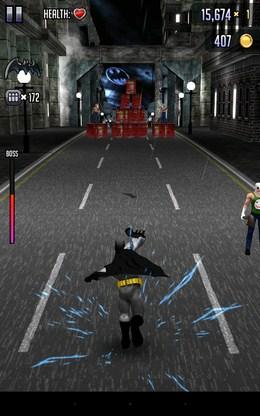 Ускорение - Batman & The Flash Hero Run для Android