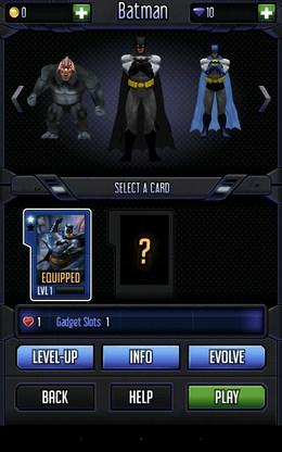 Герои - Batman & The Flash Hero Run для Android