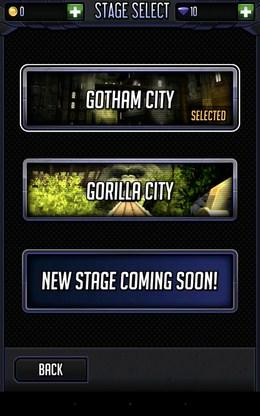 Города - Batman & The Flash Hero Run для Android
