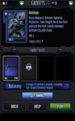 Преспособления - Batman & The Flash Hero Run для Android