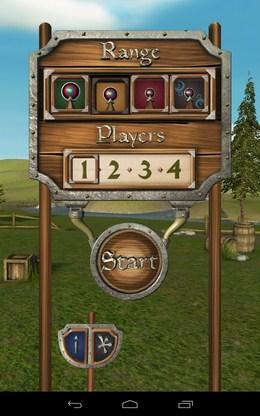 Режим игры - Bowmaster  для Android