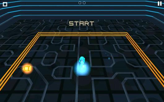 Старт - CYBERGON для Android