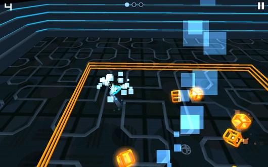 Ещё одна частица - CYBERGON для Android