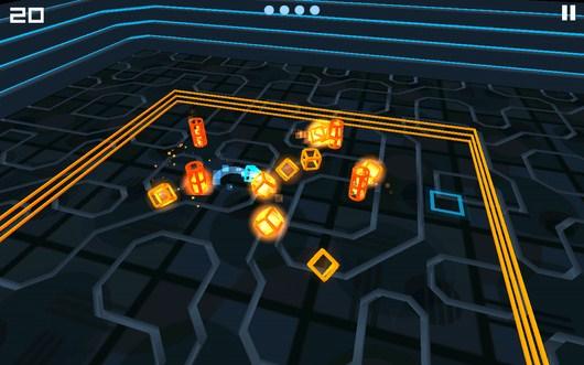 Столкнвение - CYBERGON для Android