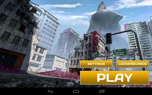 Экшн Call of Dead для Android