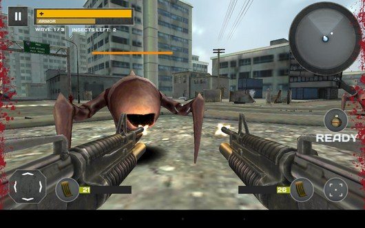 Близкое нападение - Call of Dead для Android