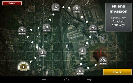 Город - Call of Dead для Android