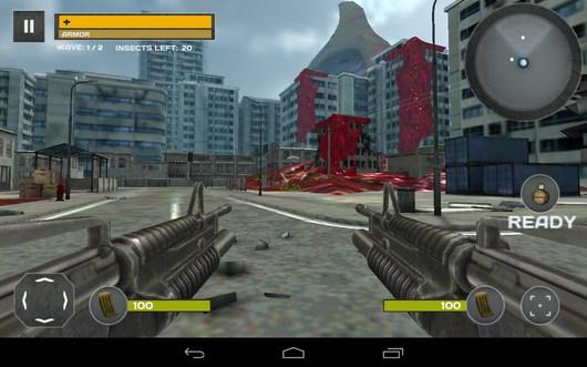Начало противостояния - Call of Dead для Android