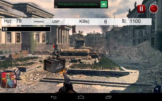 Террорист убит - Call of Death для Android