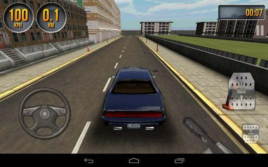 Начало езды - Car Simulator 3D для Android