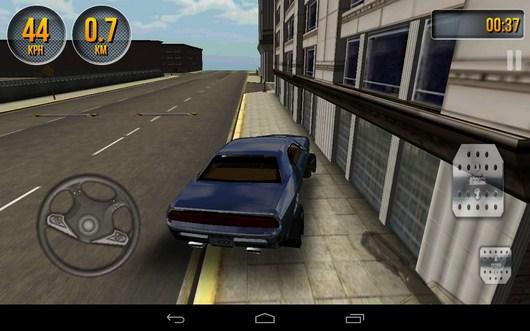 Занос на обочину - Car Simulator 3D для Android
