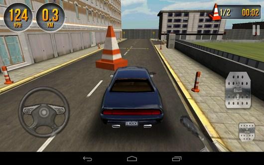 Сбор чекпоинтов - Car Simulator 3D для Android