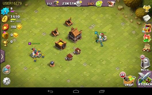 Поселение - Clash of Lords 2 для Android