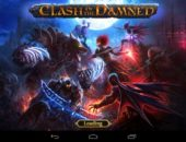 РПГ игра Clash of the Damned для Android